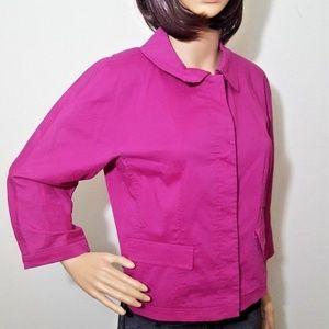 DKNY Button Down Jacket Blazer Women Long Sleeve